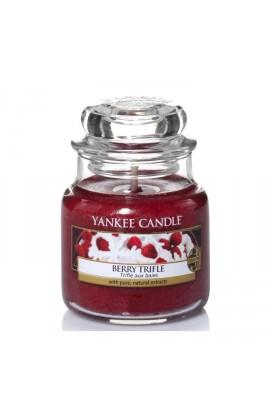 Yankee Berry Trifle kis üveggyertya