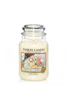 Yankee Christmas Cookie nagy üveggyertya