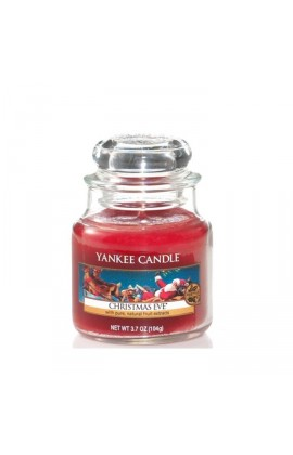Yankee Christmas Eve kis üveggyertya