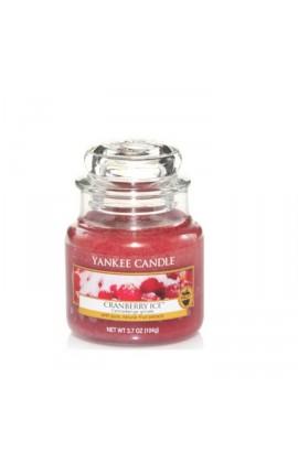 Yankee Cranberry Ice kis üveggyertya