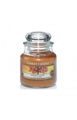 Yankee Honey Glow kis üveggyertya