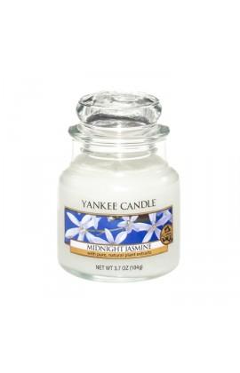 Yankee Midnight Jasmine kis üveggyertya