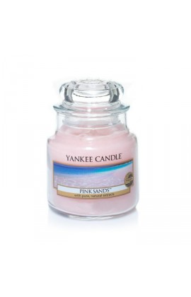Yankee Pink Sands kis üveggyertya