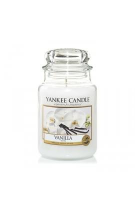 Yankee Vanilla nagy üveggyertya