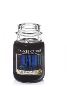 Yankee Dreamy summer nights nagy üveggyertya