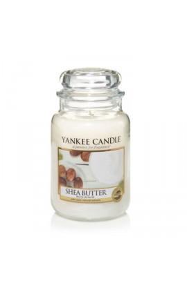 Yankee Shea Butter nagy üveggyertya