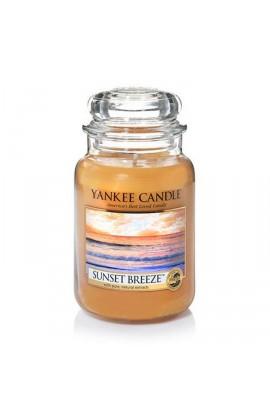 Yankee Sunset breeze nagy üveggyertya